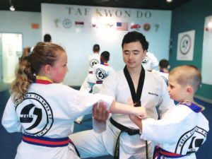 Wentzville Children's Martial Arts Classes | Tae Kwon Do Classes for